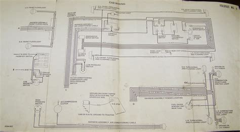 966 Ih Tractor Wiring Schematic For by Ih 1066 Wiring Diagram Wiring Diagram