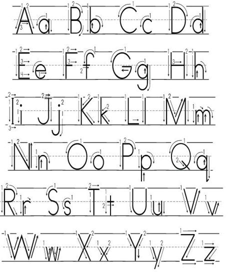 ideas  letter formation  pinterest