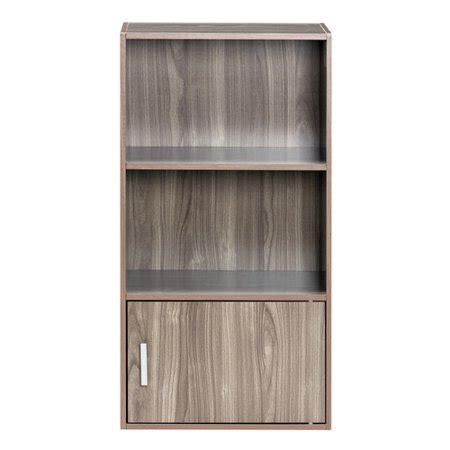 Small Bookcase Walmart by Comfort Products Adina Small Bookshelf Walmart
