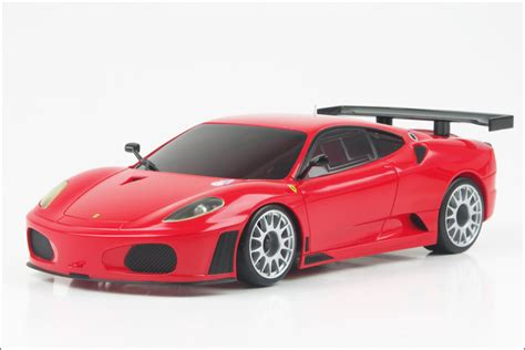 F430 Gt by Kyosho Set F430 Gt Mzp 328 Tr Sets