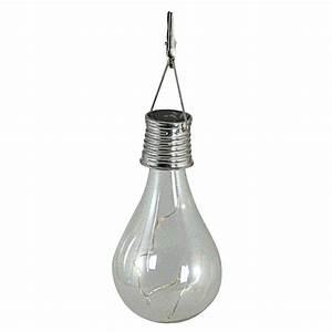 Led Lichterkette Glühbirne : solar led gl hbirne 3er set warmweiss ~ Whattoseeinmadrid.com Haus und Dekorationen