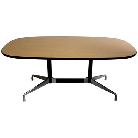 herman miller conference table ray and charles eames for herman miller modern dining