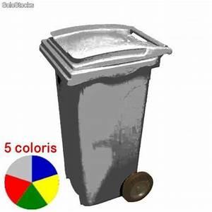 Poubelle 120 Litres : poubelle plastique 120 litres ~ Melissatoandfro.com Idées de Décoration