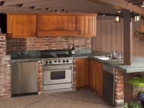 outside kitchens ideas outdoor kitchen cabinet ideas pictures tips expert advice hgtv