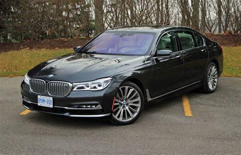 750 Li Bmw by Car Review 2016 Bmw 750li Xdrive Driving