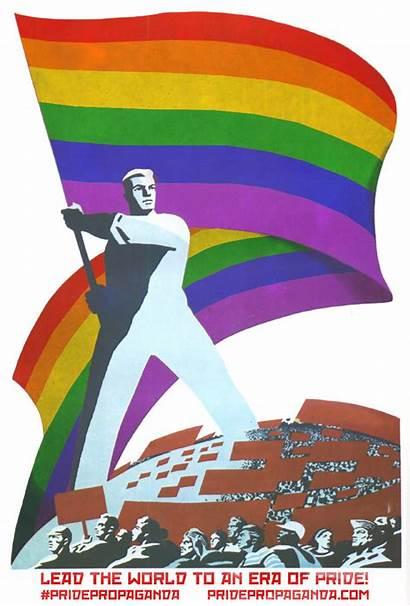 Posters Propaganda Pride Gay Soviet Lgbt Russian