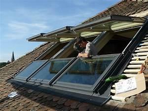 Fenetre De Toit Fixe : verriere de toit fixe lo77 jornalagora ~ Edinachiropracticcenter.com Idées de Décoration