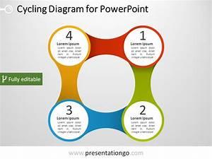 4-part Powerpoint Diagram