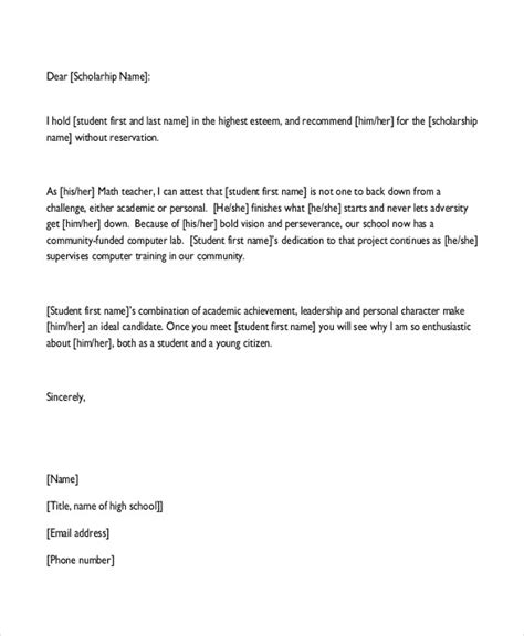 Character Reference Letter Template Personal Letter Of Character Reference Template