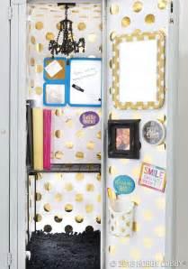 School Locker Decoration DIY