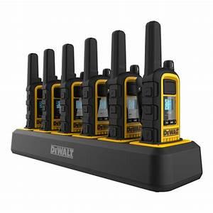 Dewalt Dxfrs800 Six Pack Bundle  6 Radios   Multi