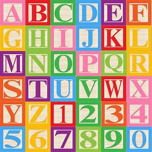 alphabet block letters clip art theveliger With alphabet letters blocks
