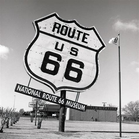 A Photo Tour Of Route 66 187 Greg Goodman Photographic National Route 66 Museum Photograph By Greg Larson