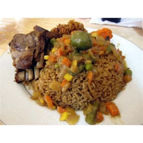 comment cuisiner le riz patisserie africain recette
