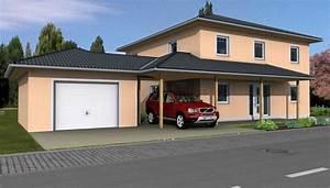 Stadtvilla Mit Garage : stadtvilla elster bau gmbh ~ Lizthompson.info Haus und Dekorationen