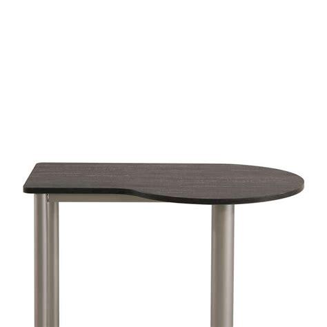table de cuisine hauteur 90 cm table de cuisine en stratifié hauteur snack 90 cm luros