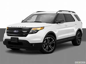 2015 Ford Explorer - Information And Photos
