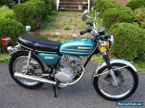1975 honda cb125s for sale in united states