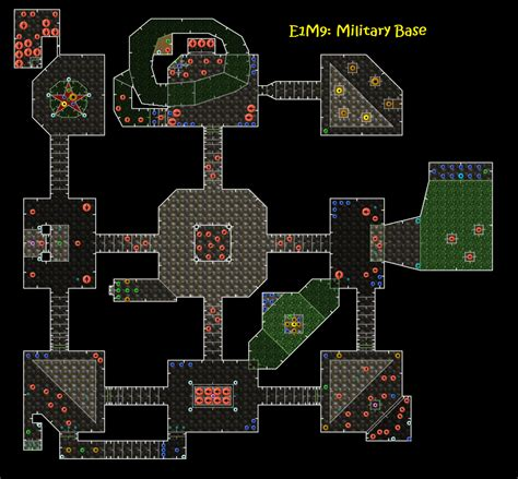 doomem military base strategywiki  video game