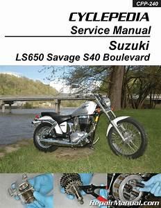 Suzuki Ls650 Savage    Boulevard S40 Motorcycle Service