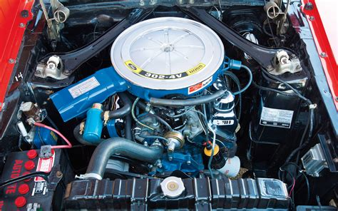 1969 Ford 302 Engine by Mustangs 1969 302 Americanmuscle