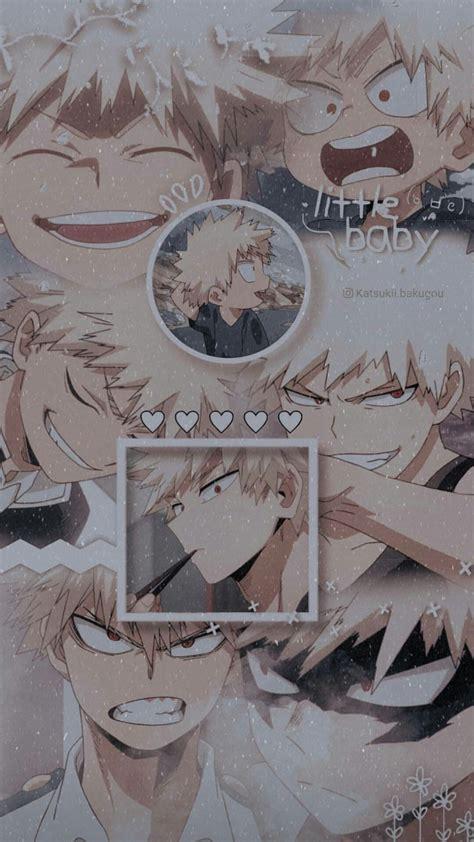 aesthetic anime bakugo wallpapers