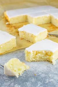 Rezept Schneller Kuchen : einfacher zitronen blechkuchen mit zuckerguss vegan rezept rezepte zitronen blechkuchen ~ A.2002-acura-tl-radio.info Haus und Dekorationen