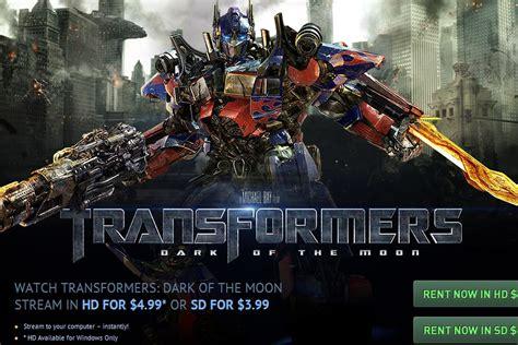paramount  latest transformers  straight