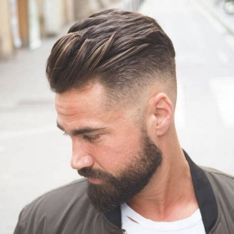 coupe homme cheveux court 2018