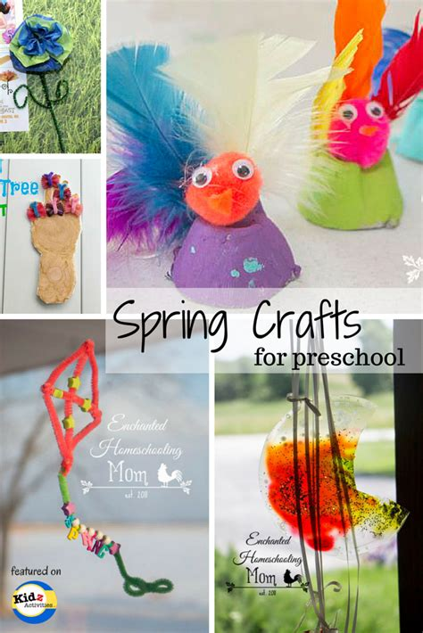 crafts for preschool kidz activities 972 | Spring Crafts for Preschool