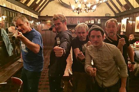Viggo Mortensen At The Baftas Hobbit Movie News And