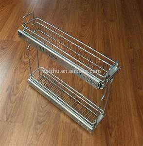 kitchen cabinet drawer kitchen pull out basket organizer With kitchen colors with white cabinets with silver birthday candle holders