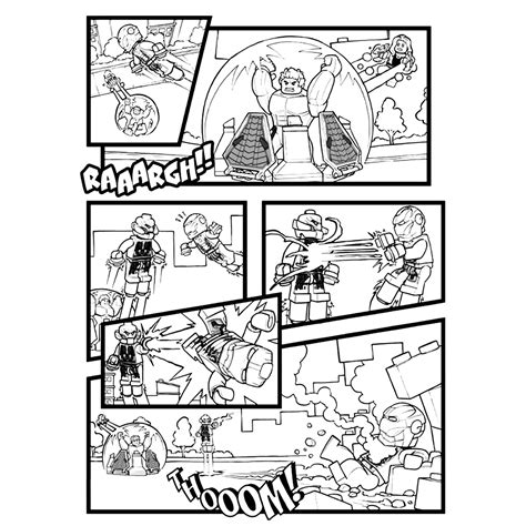 age of ultron coloring pages for kids