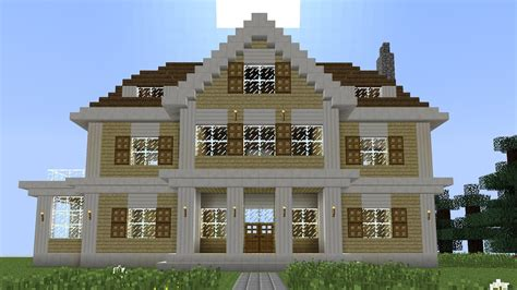 how to build a house minecraft how to build a huge mansion youtube