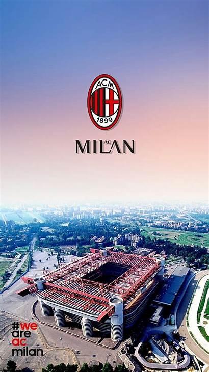 Milan Calcio Milano Sfondi Sansiro Siro San