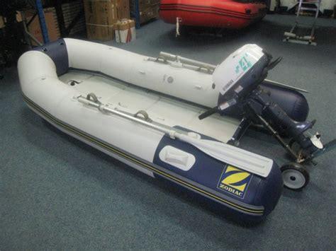 Zodiac Boot Met Stuur by Nieuwe Zodiac Rubberboot Kopen Voor De Laagste Prijs Te