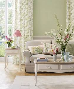 Home, Decorating, Green, Walls, Of, Living, Room