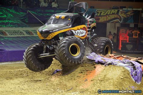 Monster Jam In Knoxville Tn Monsters Monthly Find
