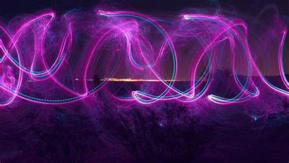 Banner Wallpapers Background Exposure Patterns Night 1152