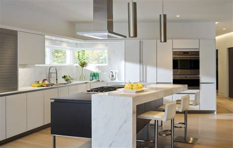 kitchen layout and design vermont lakeside residence contemporary kitchen 5307