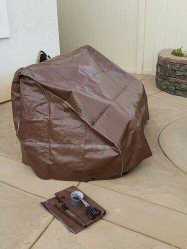 diy patio furniture covers cheap   costco tarp