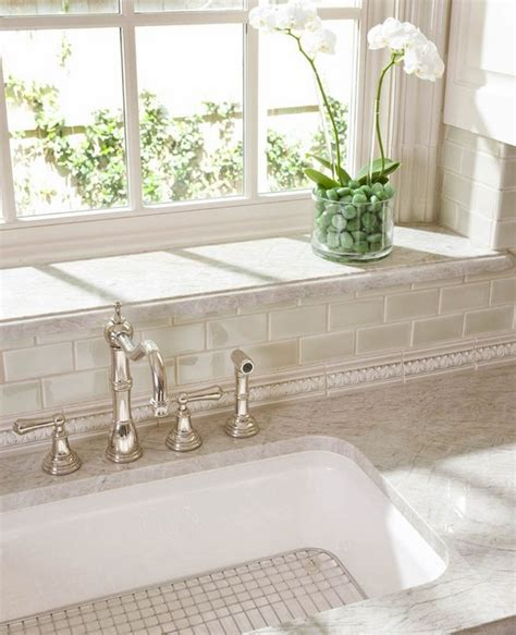 kitchen window sill window sills how to choose the finishing touch of your