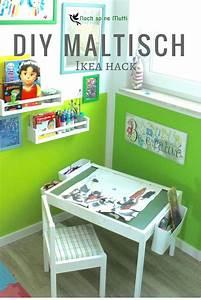 Ikea Aufbewahrung Kinder : diy maltisch im kinderzimmer malecke nach montessori ikea hack basteln mit kindern pinterest ~ Watch28wear.com Haus und Dekorationen