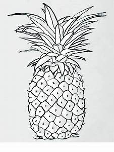 WHITE PINEAPPLE | art,illustration and prints | Pinterest