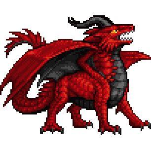 Dragon Cave - Dragon - BSH Lickin Flames CB