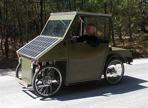 Electric Powered Vehicles by Diy Solar Powered Electric Car Kit Shtf Prepping Central