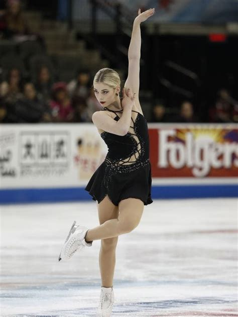 gracie gold  treated  eating disorder skips grand