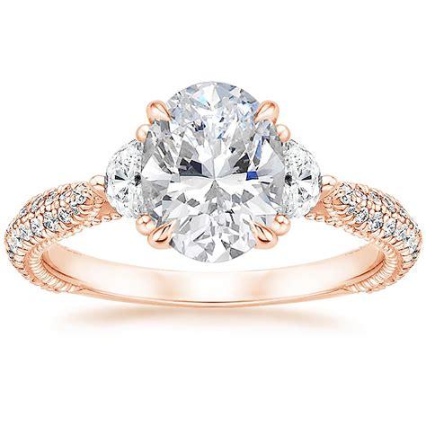 lela rose is designing wedding bands and engagement rings