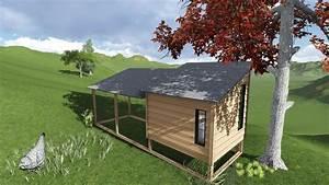 Plan Cabane En Bois Pdf : plan poulailler pdf poulaillers pinterest plan ~ Melissatoandfro.com Idées de Décoration