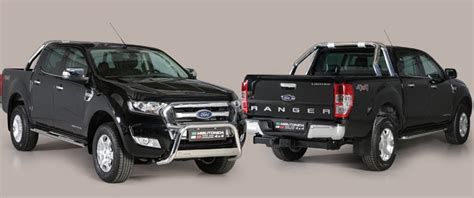 accessories for a ford ranger accessori per ford ranger d c 2016 m i s u t o n i d a